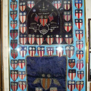 G. WWII U.S. PATCHES, CHEVRONS & CLOTH INSIGNIA