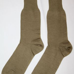 D001. UNISSUED WWII SIZE 11 1/2 SOCKS