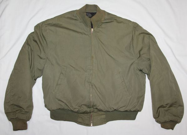 S003. NICE KOREAN WAR PRIVATE PURCHASE TANKER JACKET