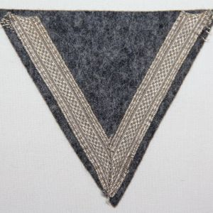 O.113. WWII GERMAN LUFTWAFFE GEFREITER RANK CHEVRON
