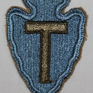 G017. WWII 36TH INFANTRY DIVISION PATCH