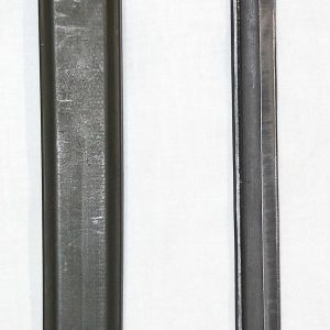 T007. VIETNAM M1917 SHOTGUN BAYONET & SCABBARD, GENERAL CUTLERY