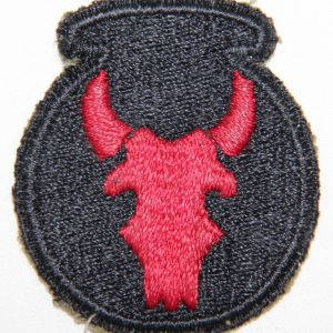 G024. WWII 34TH INFANTRY DIVISION PATCH