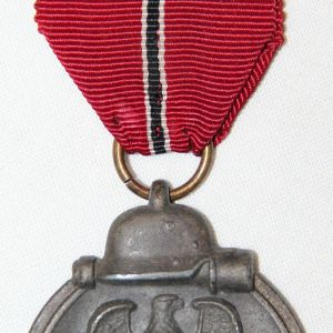Q020. WWII GERMAN RUSSIAN FRONT 1941/42 MEDAL