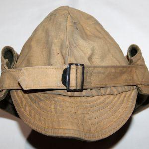 C021. PRE WWII WINTER FIELD CAP