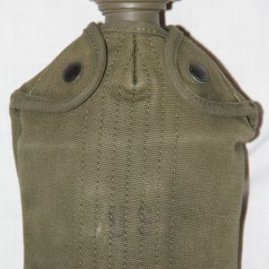 T044. VIETNAM CANTEEN COVER WITH CANTEEN AND CUP