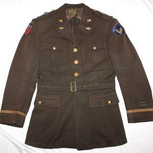 D023. WWII CBI FLIGHT WARRANT OFFICER AIR TRANSPORT COMMAND UNIFORM