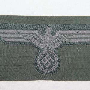 O.092. WWII GERMAN ARMY EM/NCO BREAST EAGLE