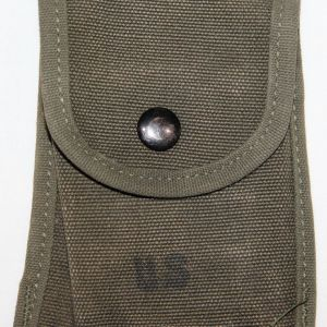 T064. VIETNAM 1967 DATED FIRST AID OR COMPASS POUCH