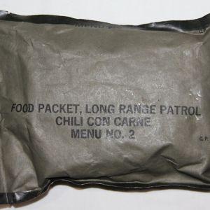 T069. UNOPENED VIETNAM LRRP LONG RANGE PATROL RATION