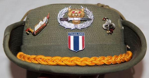T079. FANTASTIC VIETNAM USAF FORWARD AIR CONTROLLER COWBOY BOONIE CAP