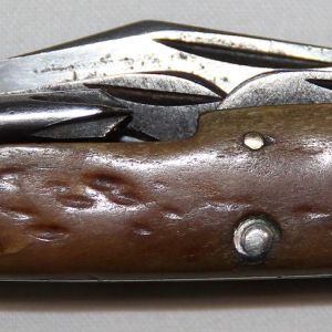 F018. WWII ULSTER 5 TOOL MOUNTAIN TROOP POCKET KNIFE