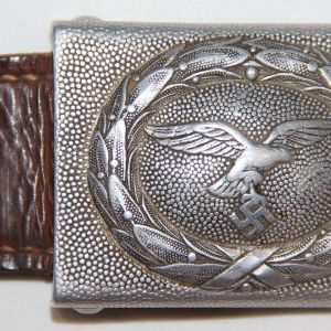 M029. WWII GERMAN LUFTWAFFE BELT BUCKLE