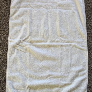 E156. NICE WWII U.S. NAVY TOWEL BY CANNON