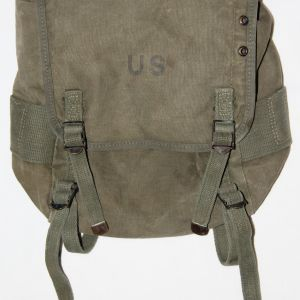 T134. PRE VIETNAM 1960 DATED M-1956 COMBAT FIELD BUTT PACK