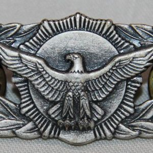 U028. USAF SECURITY POLICE QUALIFICATION BADGE