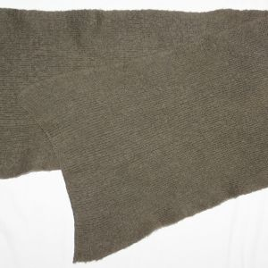 D058. WWII COLD WEATHER WINTER WOOL SCARF
