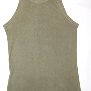 D074. WWII TANK TOP UNDERSHIRT