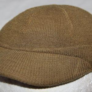 C058. RARE WWII BRITISH MADE JEEP CAP