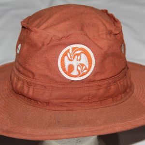 U036. MULTI NATIONAL FORCE & OBSERVERS PATCHED BOONIE CAP