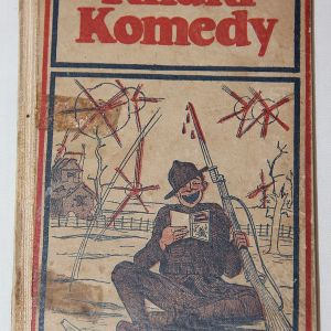 "B209. WWI 1918 ""KHAKI KOMEDY"" POCKET SIZE JOKE BOOK"