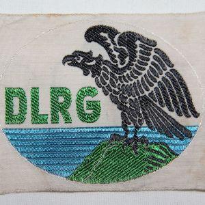 O.126. WWII GERMAN DLRG LIFE SAVING ASSOCIATION PATCH