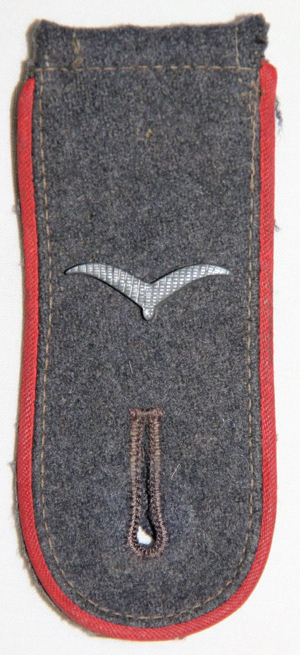 O.131. WWII LUFTWAFFE AIRBASE FIRE DEPARTMENT EM SHOULDER BOARD