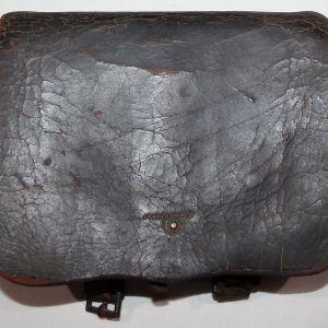 A057. CIVIL WAR UNION CARTRIDGE BOX