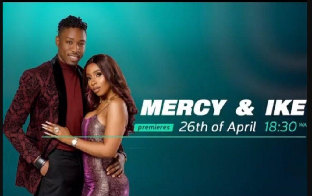 MercyXIkeShow - Mercy and ike reality show