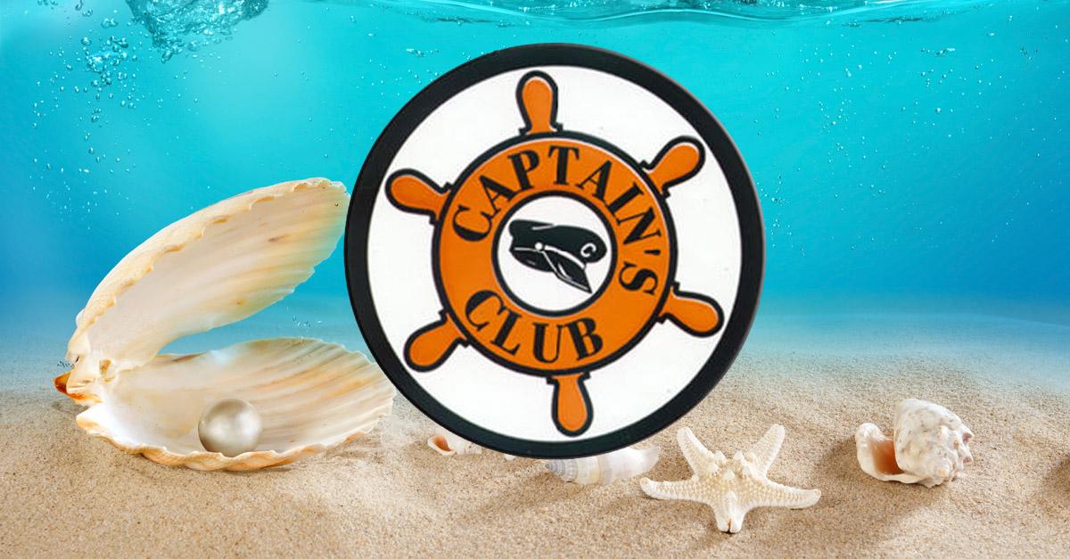 Captain's Club - Captain Chesterpeake and Sparkle