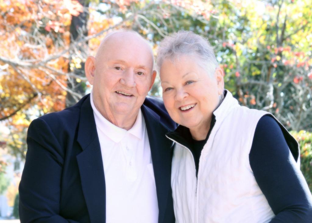 Lowell and Georgie