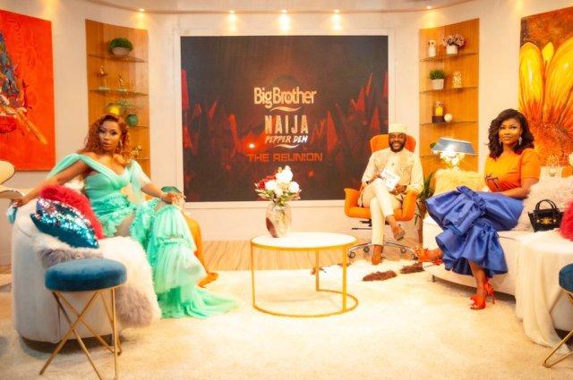 Mercy and Tacha BBNaija reunion Day 11