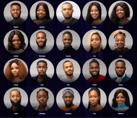 Names of Big Brother Naija (BBNaija) 2020 Housemates / Contestants (Season 5) - BBN Pictures, Age & Profile - BBNaija Daily