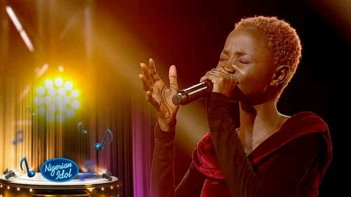 Faith Mac Nigerian Idol