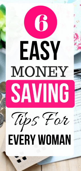 Saving Tips for Women