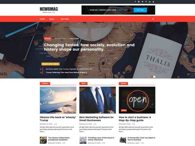 WordPress themes free download