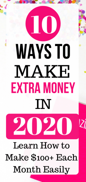 Make Extra Money Without Having to Leave Home