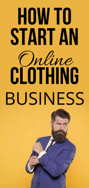 How to start a clothing business