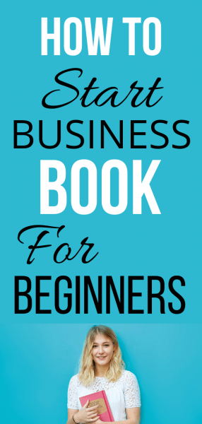 How to Start Business Book