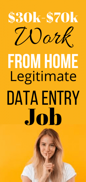 How to start Data Entry Jobs From Home?
