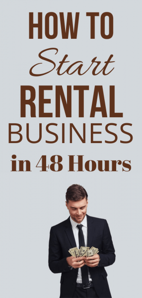 How to Start Rental Business