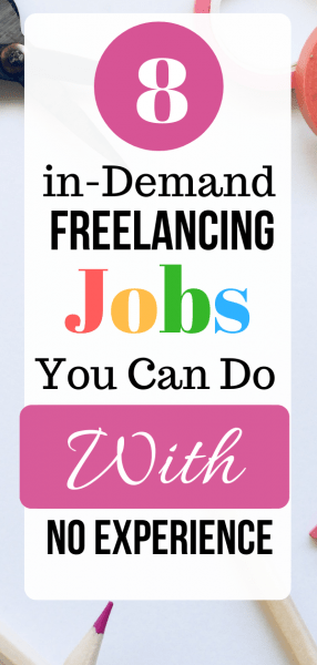List of Freelance Jobs For Long Term Passive Income