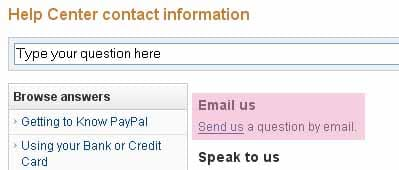 wrong name on paypal account