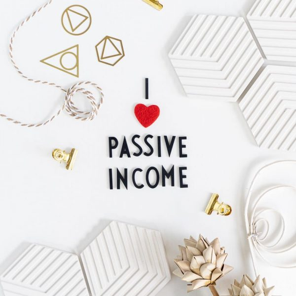 passive income ideas with little money
