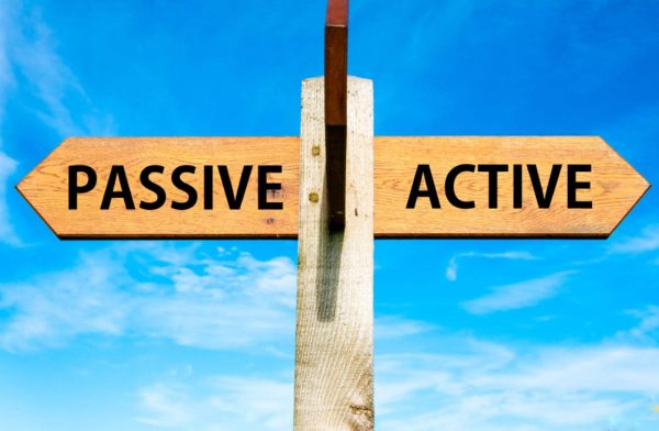 What is Active and Passive Investing