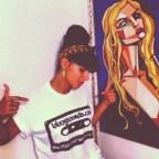 DOPE #Orlando MC @myverse rocking the #bboysounds #cassette!