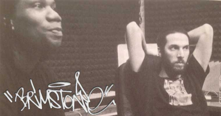 Brimstone127 and KRS-One