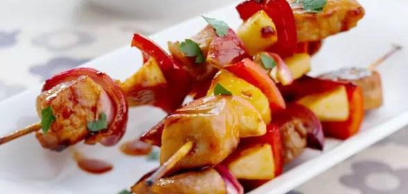 varkensvlees-en-appel-kebab