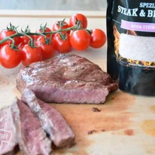 Schon mal ein Iron Flat Steak gegrillt?