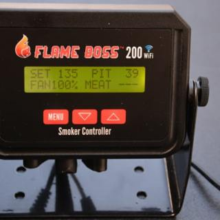 Flame Boss 200